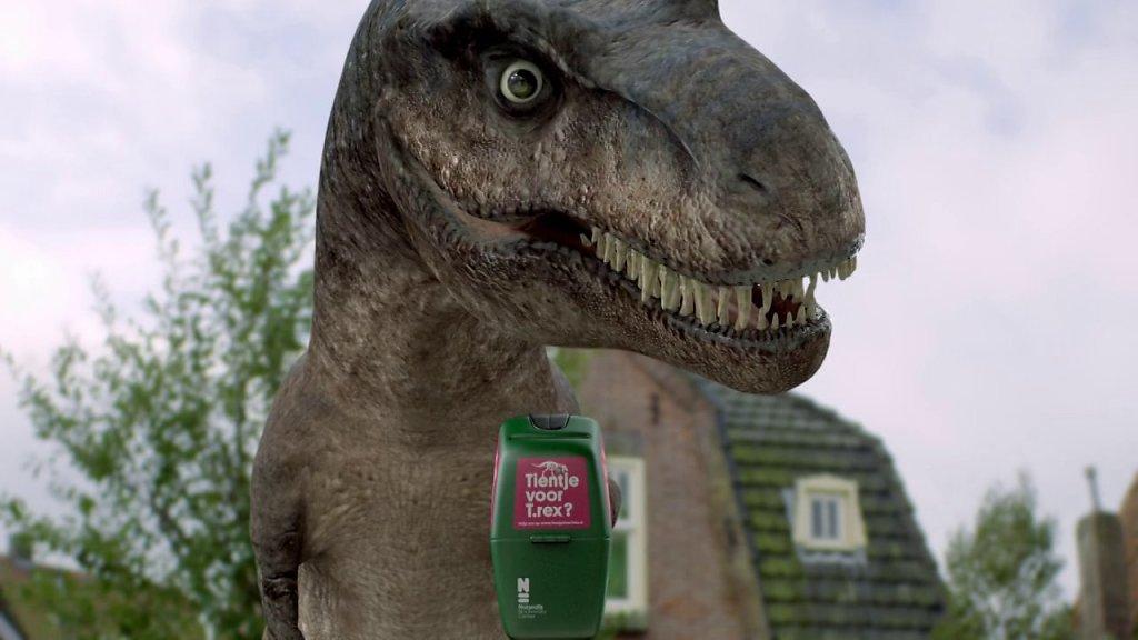 Naturalis - Tientje Voor T-Rex